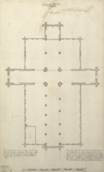 A plan of Yarmouth church